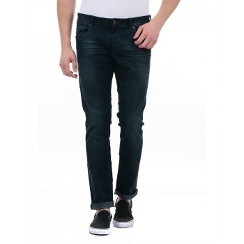 Jack n Jones Men Casual Wear Solid Jeans