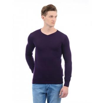 Jack n Jones Men Casual Wear Solid Sweater
