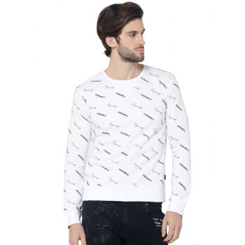 Jack & Jones Men Casual Wear Sweatshirt