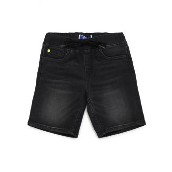Jack & Jones Junior Black Shorts For Boys