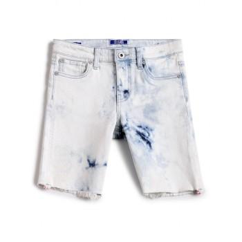 Jack & Jones Junior Light Blue Shorts For Boys