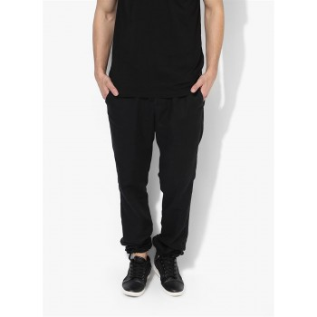 Jack & Jones Men Casual Wear Solid Track Pants