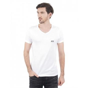 Jack & Jones Men Solid  Casual Wear T-Shirt