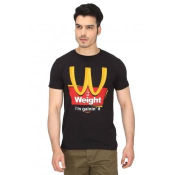 Jack & Jones Men Graphic Print Casual Wear T-Shirt