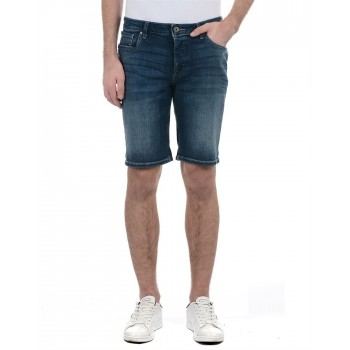 Jack n Jones Men Casual Wear Solid Shorts