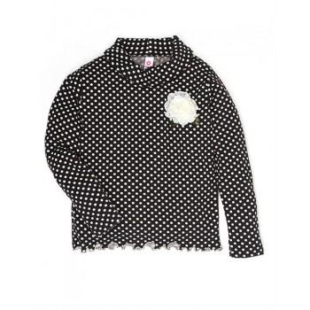 K.C.O 89 Girls Casual Wear Polka Print Top