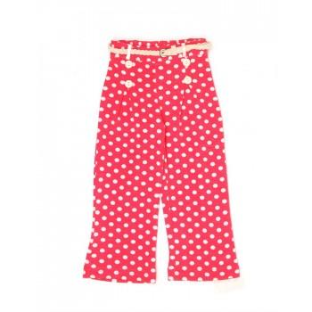 K.C.O 89 Girls Casual Wear Polka Print Trouser