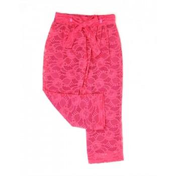 K.C.O 89 Girls Party Wear Self Design Trouser