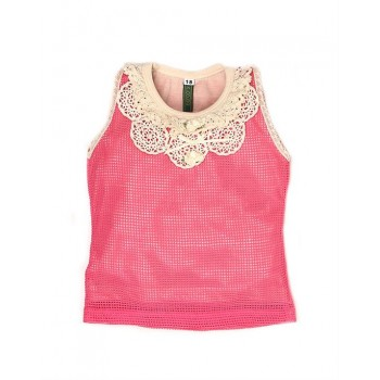K.C.O 89 Party Solid Girls Top