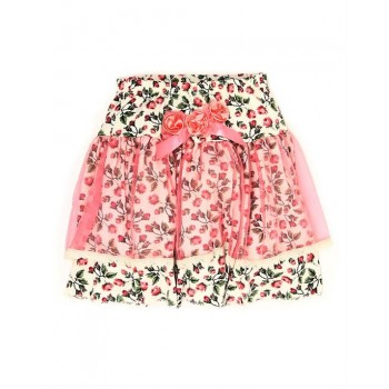 K.C.O 89 Party Printed Girls Skirt