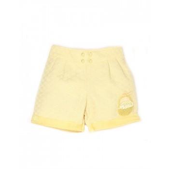K.C.O 89 Casual Self Design Girls Shorts