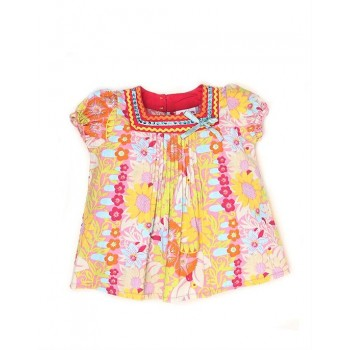 K.C.O 89 Casual Printed Girls Frock