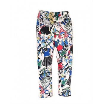 K.CO.89 Casual Printed Girls Leggings