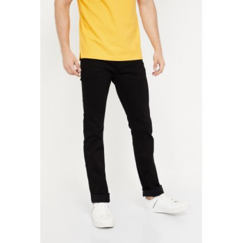 Levi's Men Casual Wear Solid Jeans