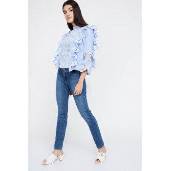 Levi's Women Casual Wear Solid Jeans