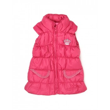London Fog Girls Casual Wear Solid Jacket