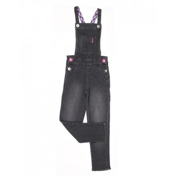 London Fog Girls Casual Wear Solid Jump Suit
