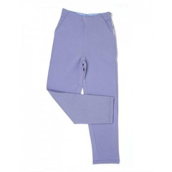 London Fog Girls Casual Wear Self Design Trouser