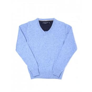 London Fog Boys Casual Wear Solid Sweater