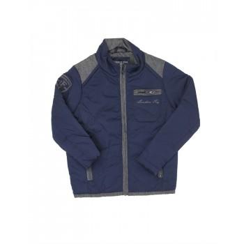 London Fog Boys Casual Wear Solid Jacket