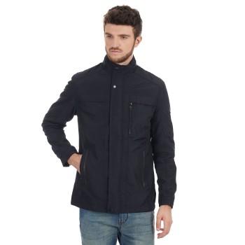 London Fog Men Solid Casual Wear Jacket