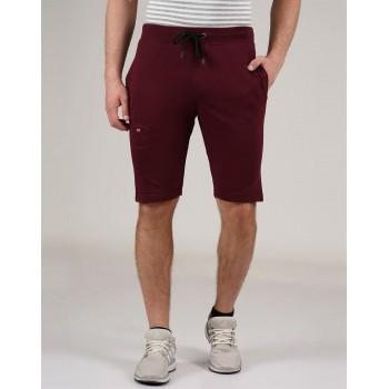 London Fog Men Casual Wear Solid Shorts