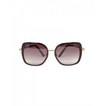 Mayhem Women Round Shape Rectangular Sunglasses