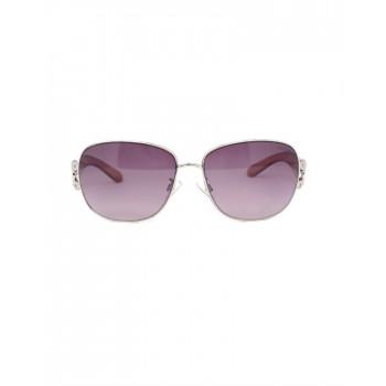 Mayhem Women Round Shape Retro Square Sunglasses