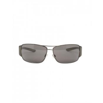 Mayhem Men Round Shape Wrap-around Sunglasses