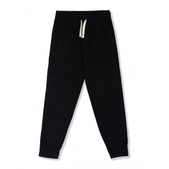 The Children's Place Boys Black  Woven Pull On Jogger Pants