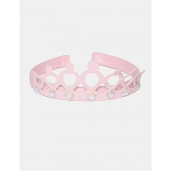 The Children's Place Girls Pink Embellished Tiara Accent Headband