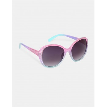 The Children's Place Multi Colour Embellished Frame UV Protected Sunglasses