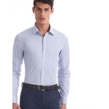 Arrow Men Formal Wear Blue Shirt