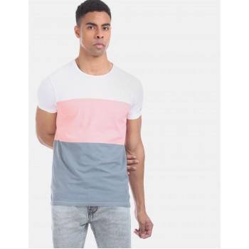 Ed Hardy Men Casual Wear Multicolor T-Shirt