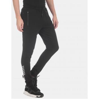 Ed Hardy Men Casual Wear Black Jogger