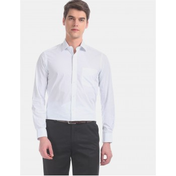 Arrow Men Formal Wear White Shirt