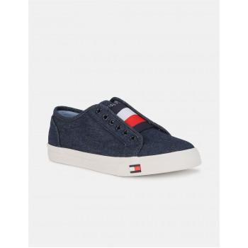 Tommy Hilfiger Women Casual Wear Blue Shoes