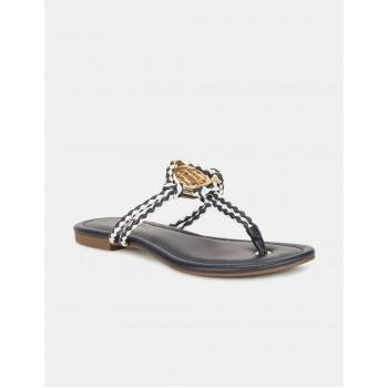 Tommy Hilfiger Women Casual Wear Blue Sandals