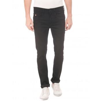 U.S. Polo Assn. Men Casual Wear Black Jeans