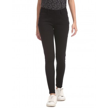 U.S. Polo Assn. Standard Fit Solid Jeggings