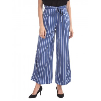 U.S. Polo Assn. Regular Fit Striped Trousers