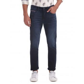 U.S. Polo Assn. Men Casual Wear Navy Blue Jeans