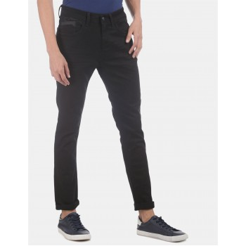 Ed Hardy Men Casual Wear Black Jeans