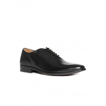 Arrow Men Formal Wear Black Lace Up Oxford Shoes