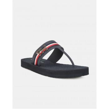 Tommy Hilfiger Women Casual Wear Blue Slippers