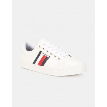Tommy Hilfiger Women Casual Wear White Shoes