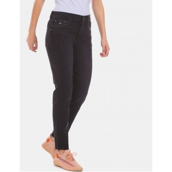 Tommy Hilfiger casual Wear Women Black Jeans