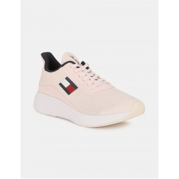 Tommy Hilfiger Women Casual Wear Pink Shoes