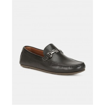 Tommy Hilfiger Men Casual Wear Black Shoes