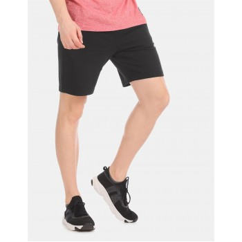 Tommy Hilfiger Men Casual Wear Black Shorts